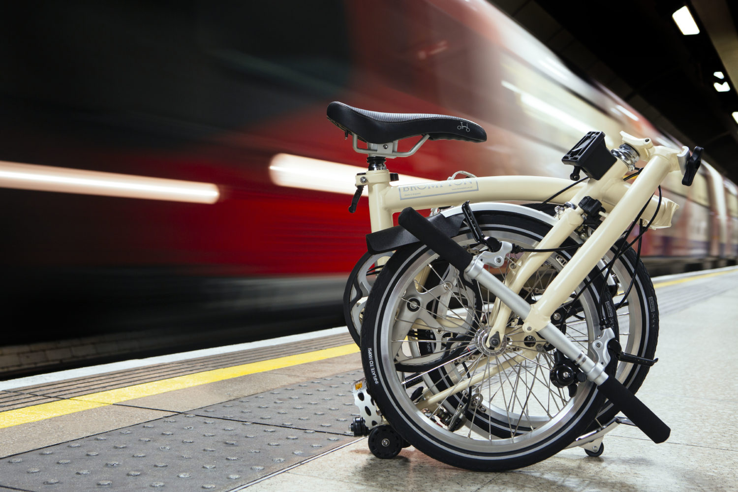 Brompton - the ideal city bike