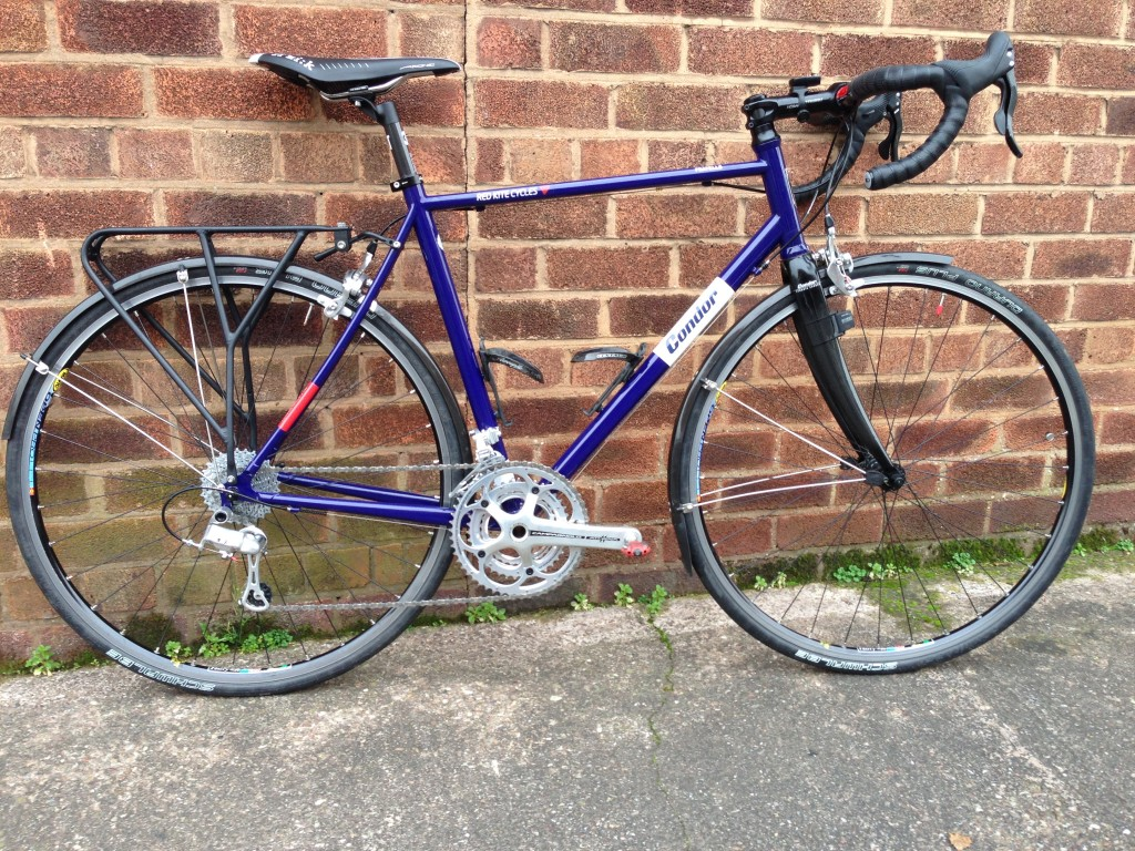 Condor Fratello Purple Amp Red Red Kite Cycles